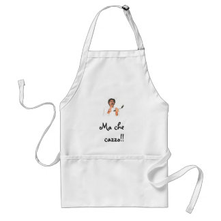Chef Francesco - The apron