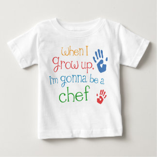 Chef (Future) Infant Baby T-Shirt