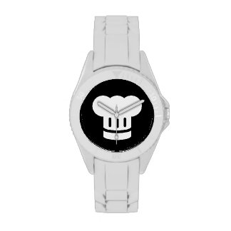 Chef Ideology Wrist Watches