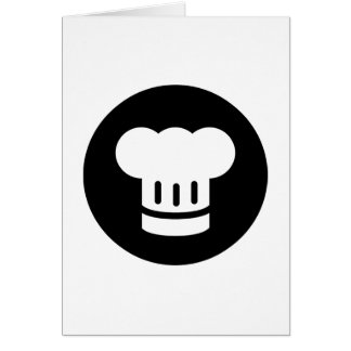 Chef Ideology Greeting Card
