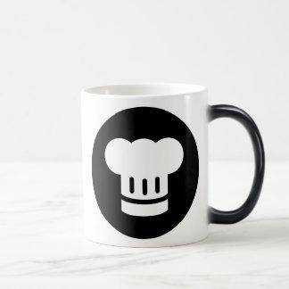 Chef Ideology 11 Oz Magic Heat Color-Changing Coffee Mug