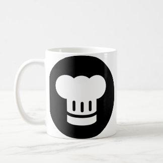 Chef Ideology Classic White Coffee Mug