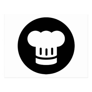 Chef Ideology Postcard