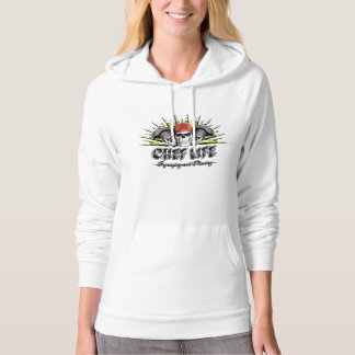 Chef Life: Pastry Hooded Pullover