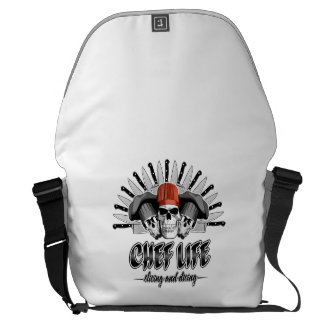 Chef Life: Slicing and Dicing Commuter Bag