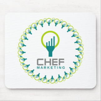 chef marketing mouse pad