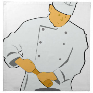 Chef Napkin