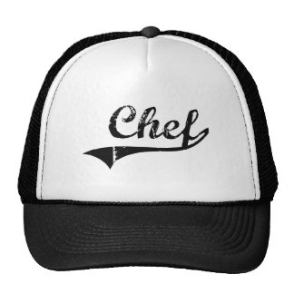 Chef Professional Job Cap