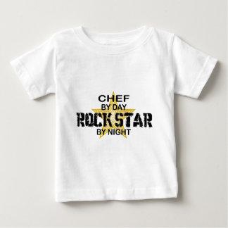Chef Rock Star by Night Shirts