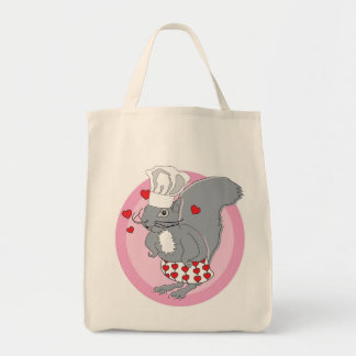 """Chef Shady """"Acorn"""" McMeany Shopping Bag Tote"""