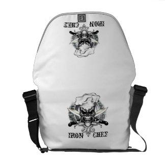 Chef Skull 1 Commuter Bags