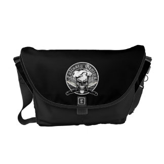 Chef Skull 1: Culinary Genius Courier Bag