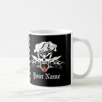 Chef Skull 2.1 Coffee Mug