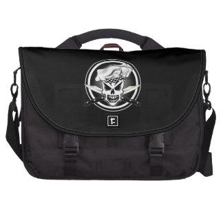 Chef Skull 2 Commuter Bag