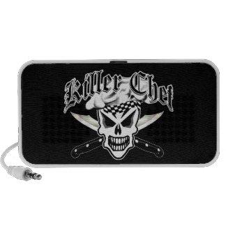 Chef Skull 2 Laptop Speaker