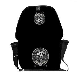 Chef Skull 3.1 Courier Bag