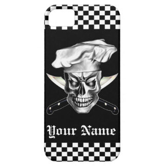 Chef Skull 3.1 iPhone 5 Cover