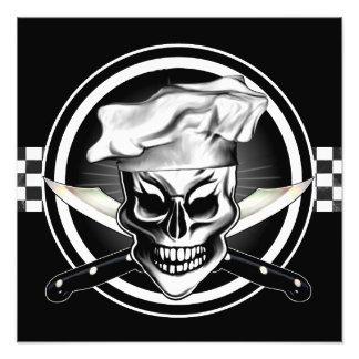 Chef Skull 4 Art Photo