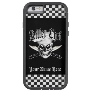 Chef Skull 4: Killer Chef Tough Xtreme iPhone 6 Case