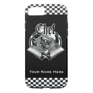 Chef Skull 5 iPhone 7 Case