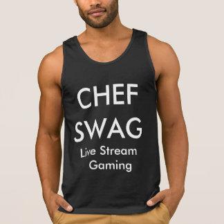 Chef Swag Basic Tank Top