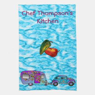 Chef Thompson's Kitchen Hand Towels