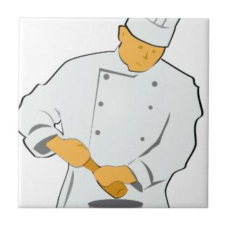 Chef Tile