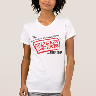 Chef Tomm's Womens T Shirt