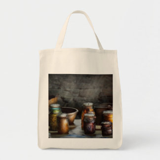 Chef - Winter Reserve Canvas Bags