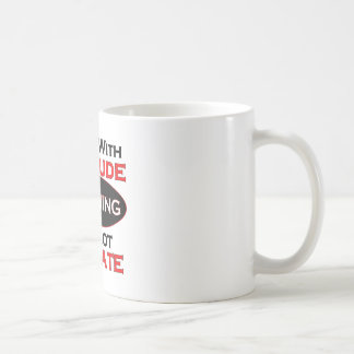 Chef With Attitude Basic White Mug