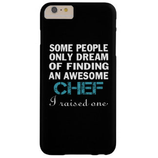CHEF'S DAD BARELY THERE iPhone 6 PLUS CASE