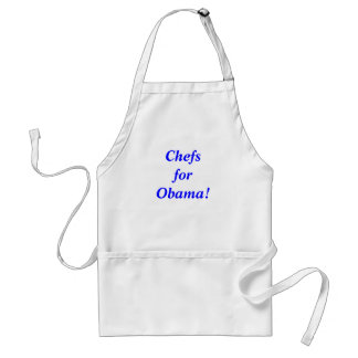 Chefs for Obama! Standard Apron