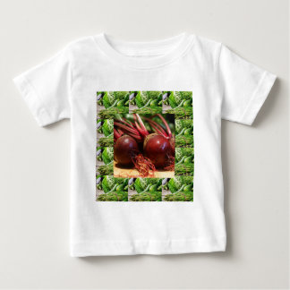 Chefs healthy food cuisine Beetroot Juices Salads Baby T-Shirt