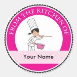 Chef's Kitchen Cute Sticker