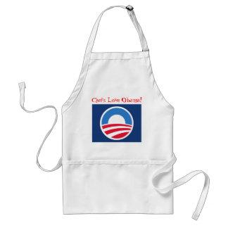 Chefs Love Obama Aprons