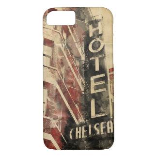 Chelsea Hotel New York City iPhone 7 case