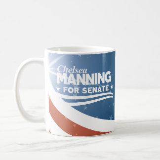 Chelsea Manning 2018 Coffee Mug