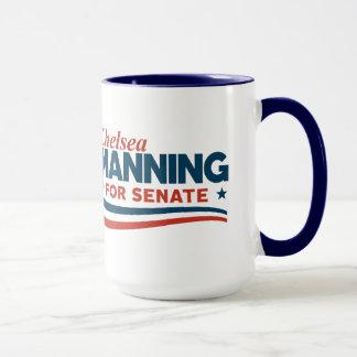 Chelsea Manning 2018 Mug