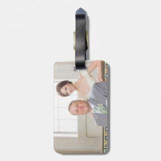 Chelsea & Richard's Wedding Luggage Tag