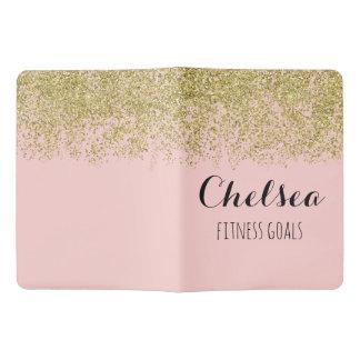 Chelsea Rose Quartz Glam Extra Large Moleskine Notebook