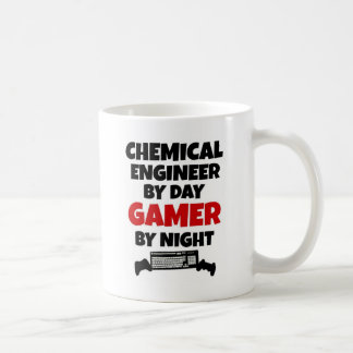 Chemical Engineer by Day Gamer by Night Coffee Mug