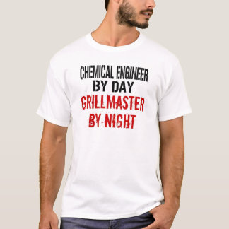 Chemical Engineer Grillmaster T-Shirt
