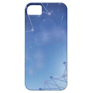 chemical pattern iPhone 5 case