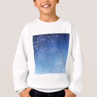 chemical pattern sweatshirt