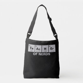 Chemical periodic table of elements: TeAcHEr Tote Bag