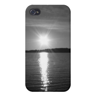 Chemical Sunset Case For The iPhone 4