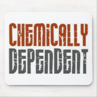 CHEMICALLY_DR MOUSE PAD