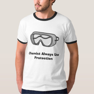 Chemist Always Use Protection T-Shirt