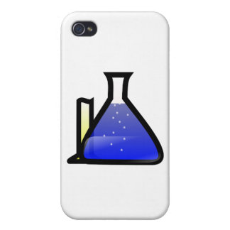 Chemistry Beakers iPhone 4 Covers
