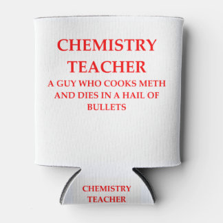 CHEMISTRY CAN COOLER